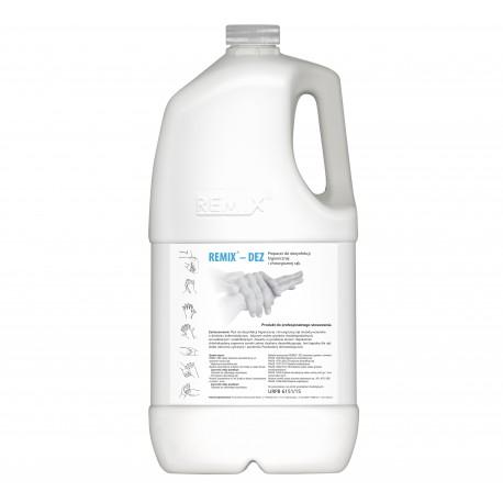 REMIX - DEZ alkoholowy do dezynfekcji rąk 0,5 ltr