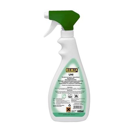 Remix - UNI 0,6 ltr do mycia i dezynfekcji